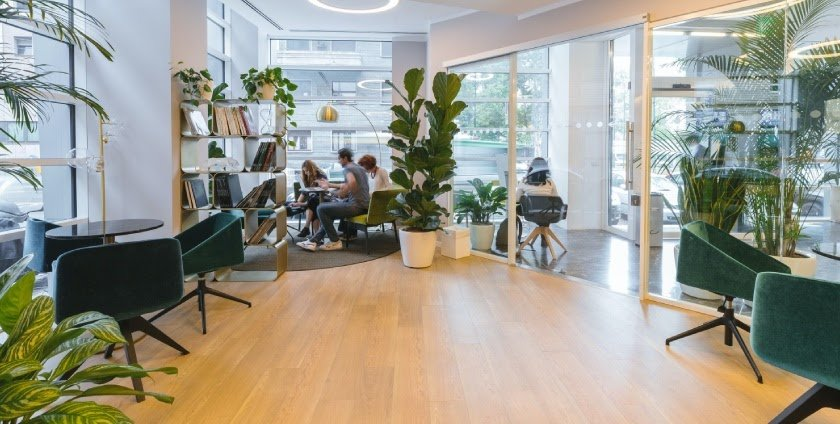 The Best Flooring For Your Office