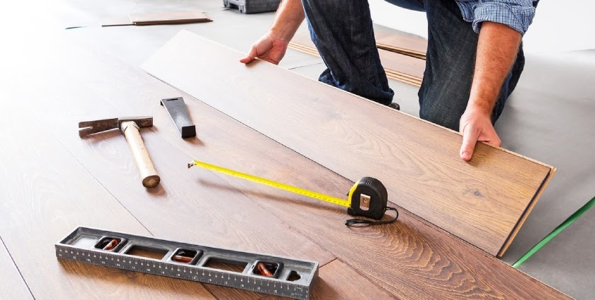 How to Measure Flooring